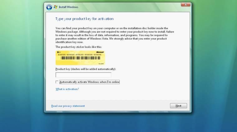 Így találd meg a Windows elveszett licenckulcsát kép