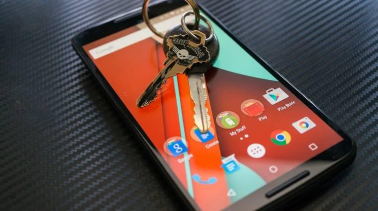 Így maradj biztonságban Androidon - második rész  kép