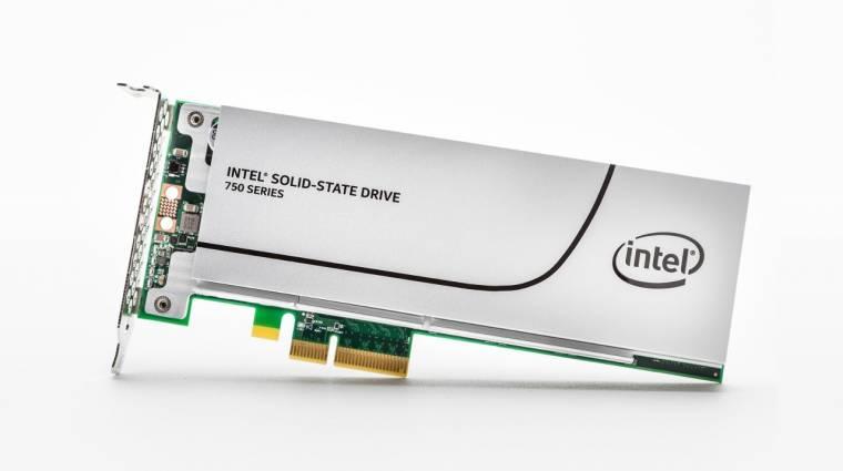 Ezért kell odafigyelni az NVMe SSD-kre kép