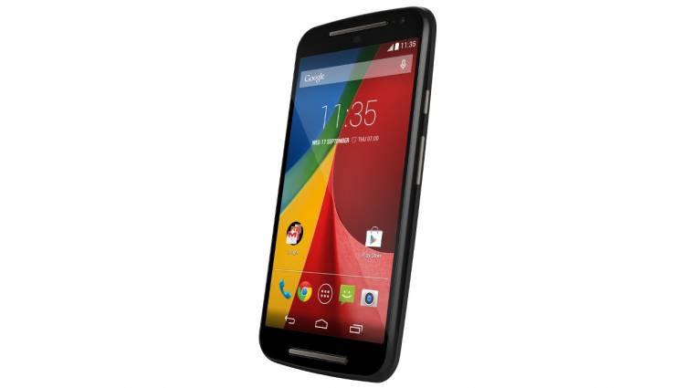 Motorola Moto G (XT1068): a második generáció kép