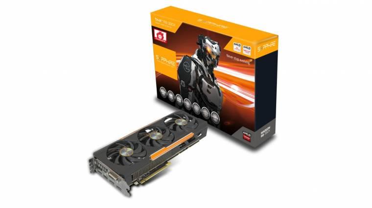 TESZT: Sapphire Radeon R9390X Tri-X és Asus Strix R9 380 kép