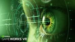 Az NVIDIA felturbózza a virtuális valóság grafikáját kép