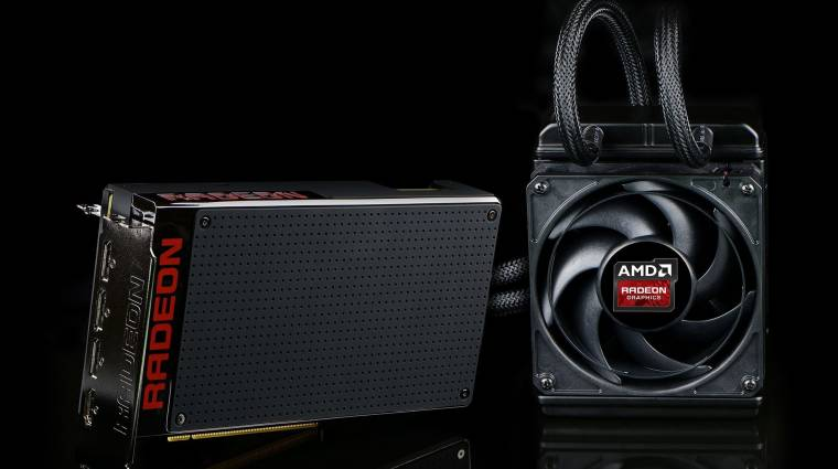 Jóra sikerült az AMD Radeon Fury X kép