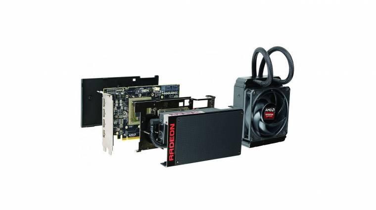 Heti Hardver: színre lépett az AMD R9 Fury X! kép