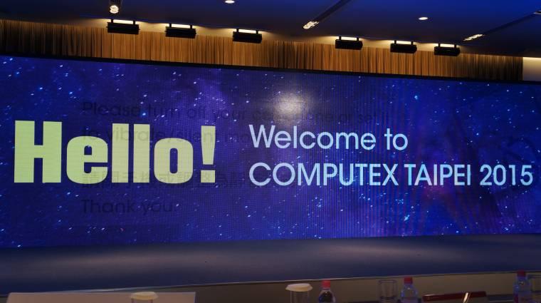 Dizájn-győztesekkel indít a Computex kép