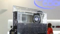 Videokártya a számítógép tetején kép