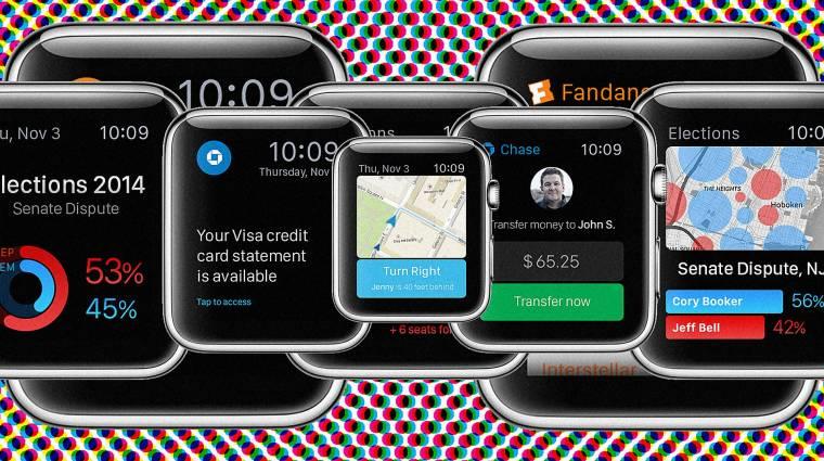 5 hasznos app az Apple Watch-ra kép