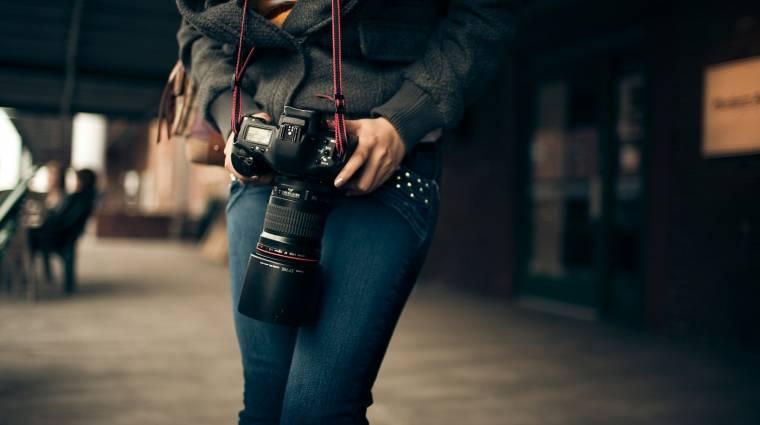 5 hiba, amitől gyorsabban merül egy DSLR fényképező kép