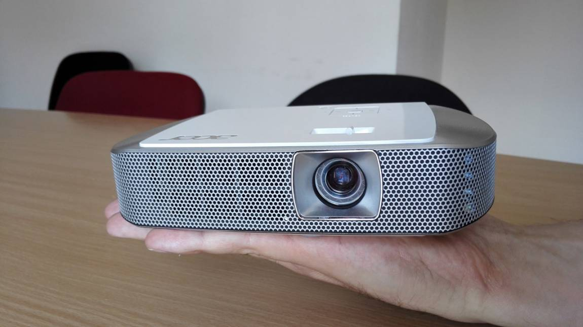 Acer K137i LED projektor - Cuki, de használható kép