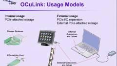 Célegyenesben a külső PCI Express, messze még a 4.0 kép