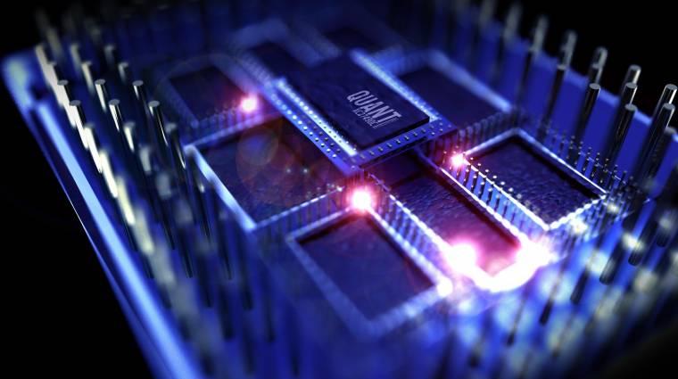 Fénybe zárva: kvantumkriptográfia kép