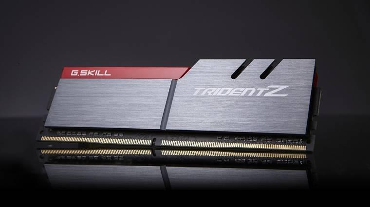4000 MHz-es memóriák a Skylake processzorokhoz kép