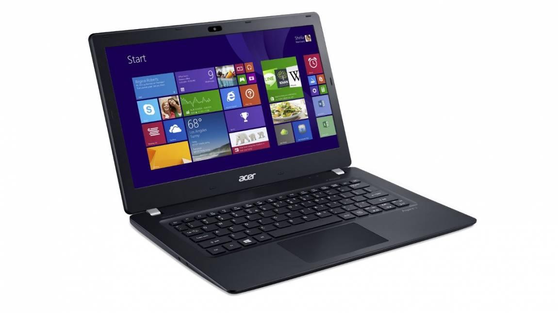 TESZT: Acer Aspire V 13 - táskabarát munkagép kép