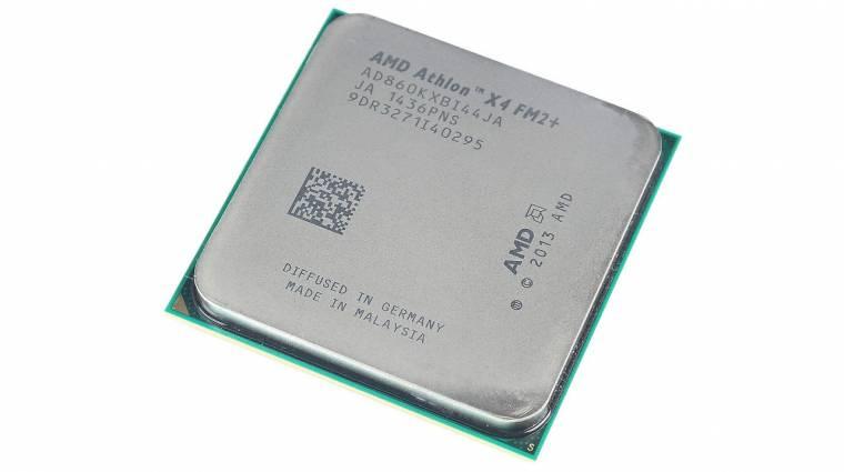Erős gépet olcsón: 20 ezer forintos processzorok kép