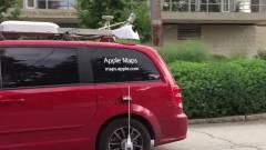 Hamarosan veled is szembe jönnek az Apple járművei kép