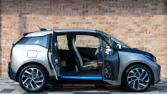 A BMW i3-ra épülhet majd az Apple saját autója? kép