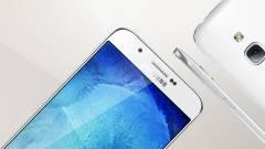 Szuperlapos Samsung phablet, androidos Commodore telefon - a hét mobiljai  kép