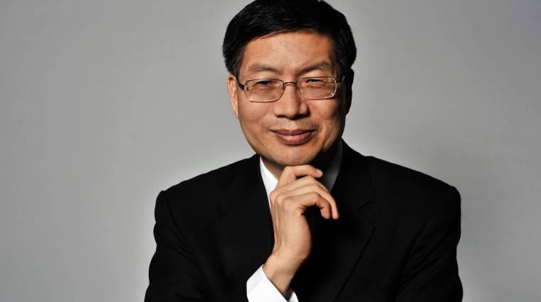 Jerry Shen-interjú: az ASUS nyugati terjeszkedése kép