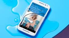 Hivatalos az olcsón vízálló Motorola Moto G 2015 kép