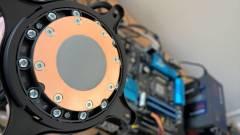 TESZT: NZXT Kraken X41 - szoftveres vízhűtés kép