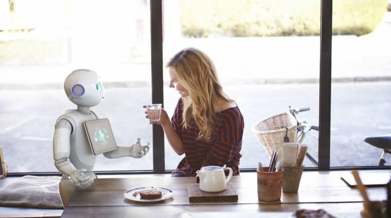 Hamarosan robotok szólnak hozzád az ügyfélszolgálaton kép