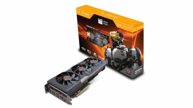 Mit tud az AMD Radeon R9 Fury? kép
