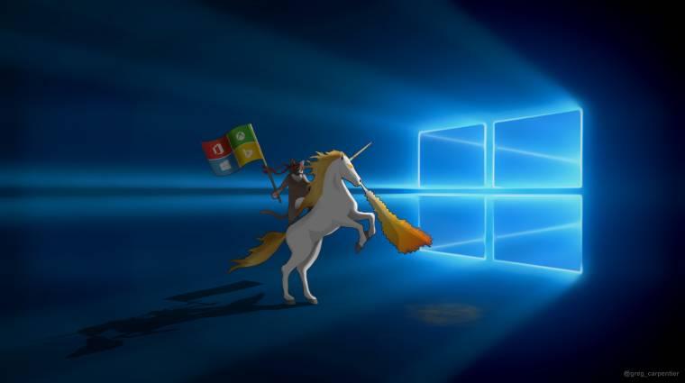 Letölthető a Windows 10 telepítőkészlete kép