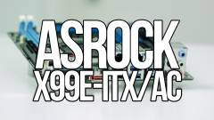 A TheVR Tech tesztelte az ASRock X99E-ITX/ac-t kép