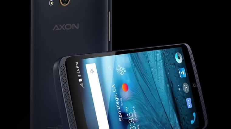 Csúcsminőség megfizethető áron - jön az új ZTE telefon kép