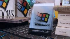 Boldog születésnapot, Windows 95! kép