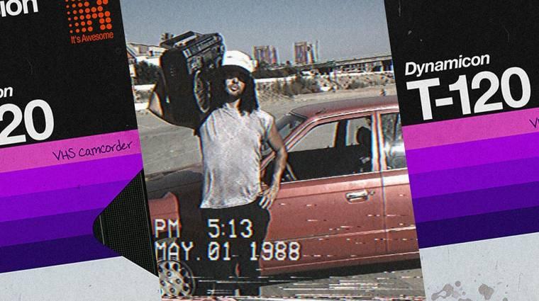 4K helyett VHS lesz a divat kép