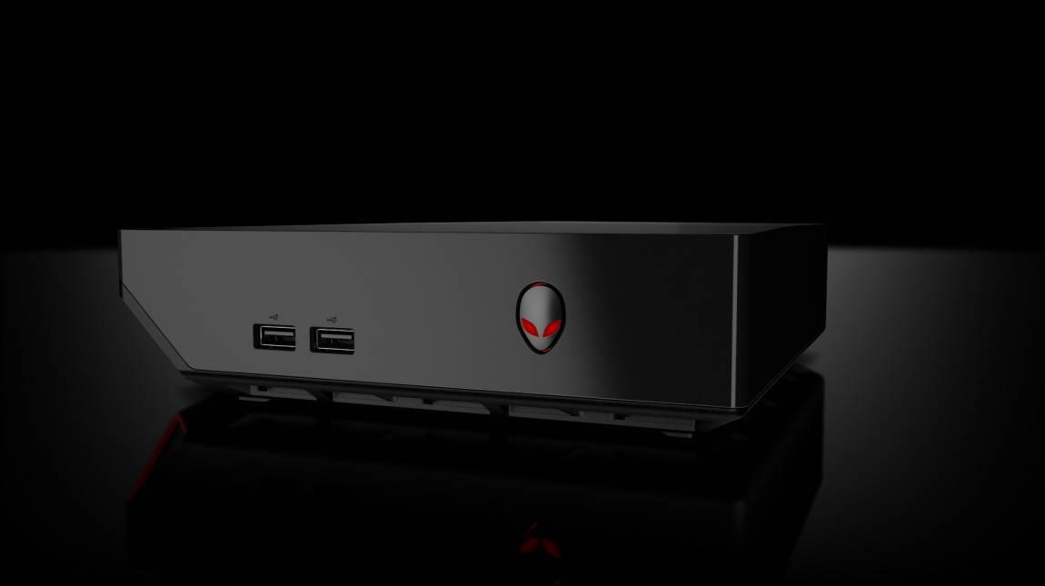 TESZT: Alienware Alpha - Reszkessetek konzolok kép
