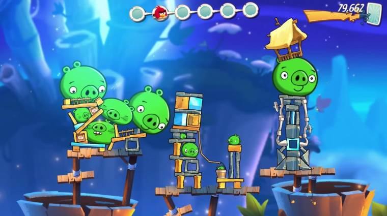 Nagy siker az Angry Birds 2 kép