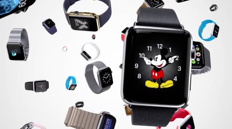 Lehet, hogy mégis hatalmasat tarolt az Apple Watch kép