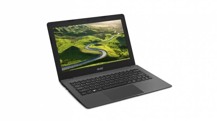 Cloudbook: Chromebook, Windows 10-zel kép