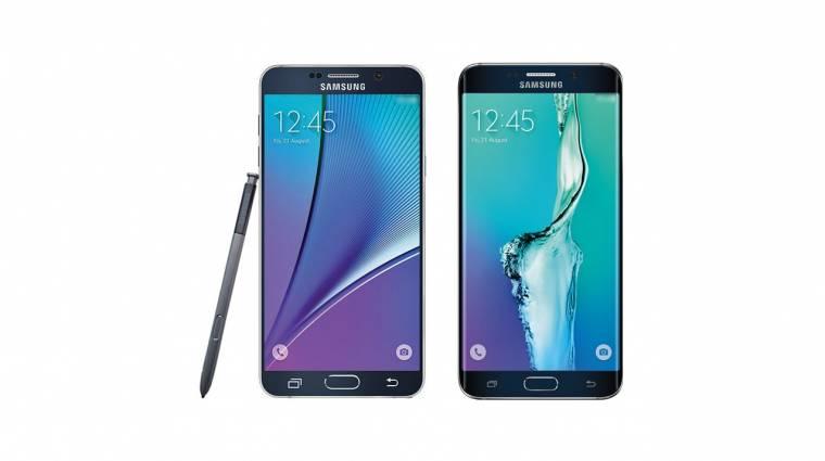 Kiszivárgott a Samsung Galaxy Note 5 és Galaxy S6 Edge Plus kép