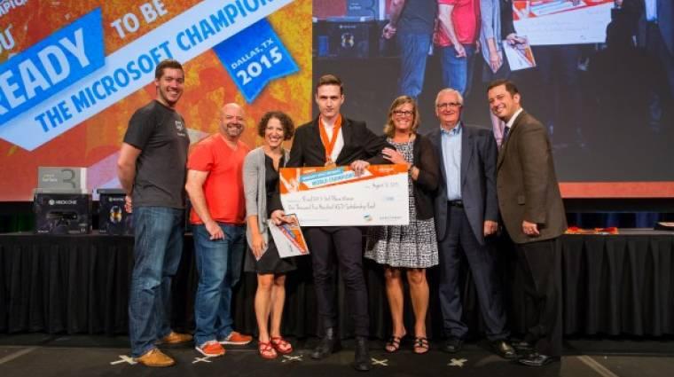 Magyar siker az Office Világbajnokságon kép