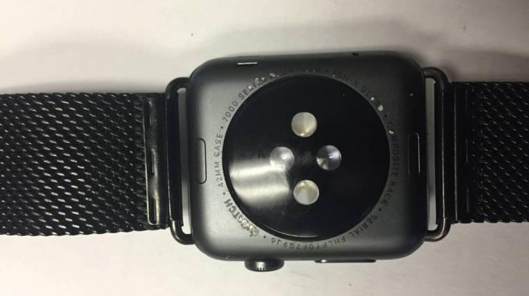 Apple Watch-ot vettél? Lehet, hogy elkopik kép