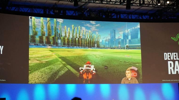 VR-es kamerán dolgozik a Razer és az Intel kép