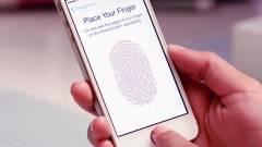 Kilophatóak a robotos mobilokról az ujjlenyomatok kép
