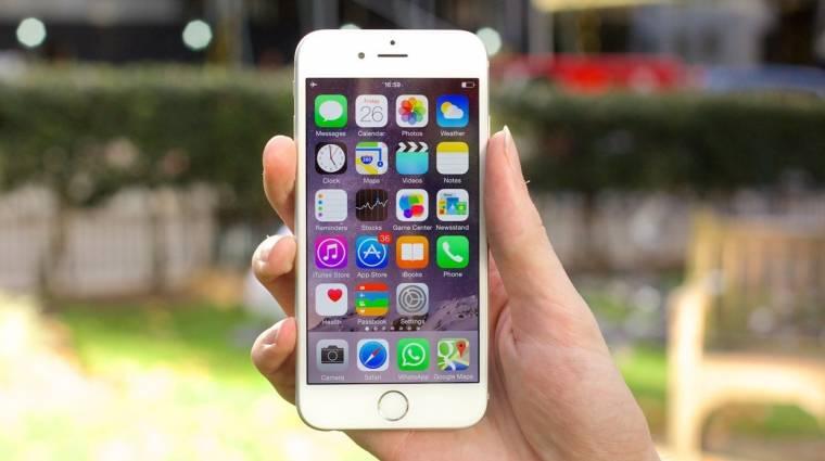 A tudtod nélkül telepíthetnek appokat az iPhone-odra kép