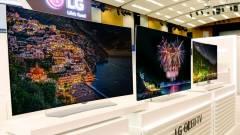 Megérkeztek az LG 4K-s OLED tévéi kép