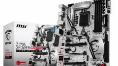 Titanium gamer alaplappal készül az MSI kép