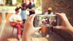 Hivatalos a Samsung Galaxy S6 edge+ kép