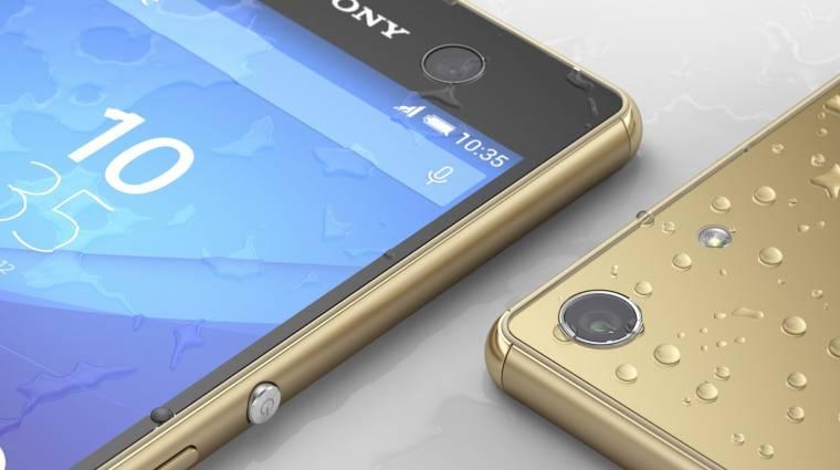 21 MP-es kamerát kapott a Sony Xperia M5 kép