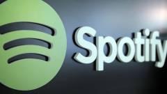 Leépíti az ingyenes zenét a Spotify kép