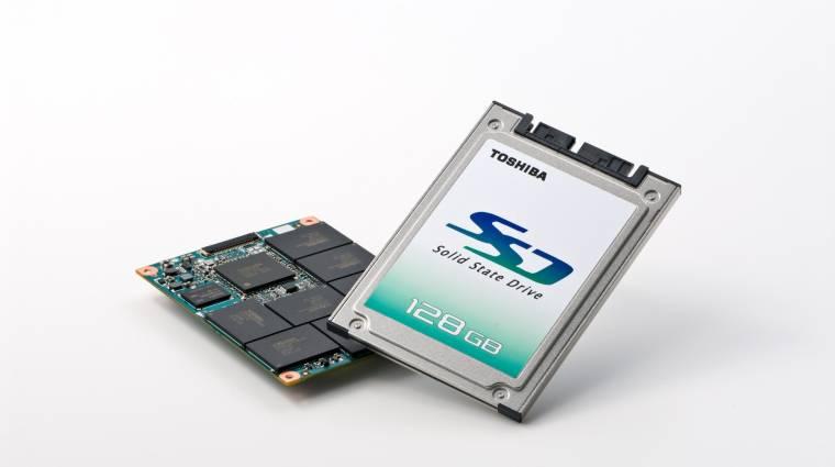 Nyugodj békében, 2D-s NAND flash! kép