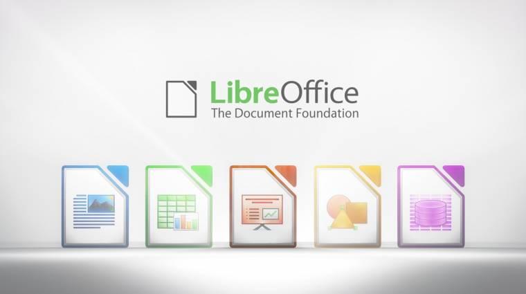 Megérkezett a 64 bites LibreOffice 5.0 kép