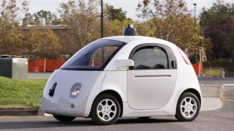 Mégsem lesz autógyártó a Google kép