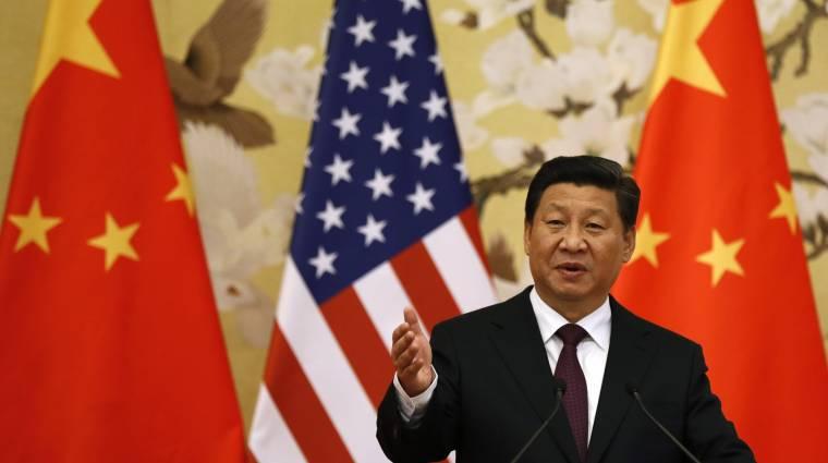 Az amerikai tech cégeknek tart találkozót a kínai elnök kép